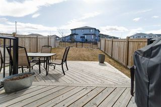Photo 1: 2424 CASSIDY Way in Edmonton: Zone 55 House Half Duplex for sale : MLS®# E4150942