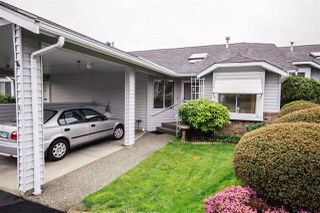 Photo 1: 17 2989 TRAFALGAR Street in Abbotsford: Central Abbotsford Townhouse for sale : MLS®# R2357080