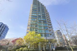 Main Photo: 402 1790 BAYSHORE Drive in Vancouver: Coal Harbour Condo for sale (Vancouver West)  : MLS®# R2360632