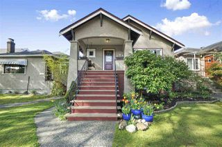 Main Photo: 2517 WILLIAM Street in Vancouver: Renfrew VE House for sale (Vancouver East)  : MLS®# R2361017