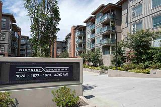 "Main Photo: 409 1677 LLOYD Avenue in North Vancouver: Pemberton NV Condo for sale in ""District Crossing"" : MLS®# R2370879"