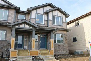 Photo 1: 2107 16 Avenue in Edmonton: Zone 30 Attached Home for sale : MLS®# E4158022