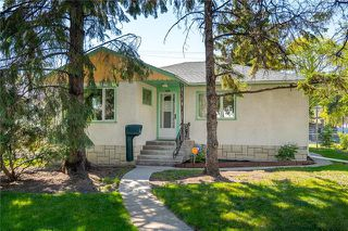 Photo 1: 858 Carter Avenue in Winnipeg: Crescentwood Residential for sale (1B)  : MLS®# 1915751