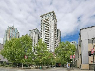 "Photo 1: 1505 977 MAINLAND Street in Vancouver: Yaletown Condo for sale in ""YALETOWN PARK 3"" (Vancouver West)  : MLS®# R2387511"