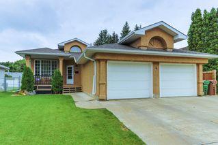 Photo 1: 4 GRANDIN Lane: St. Albert House for sale : MLS®# E4166911