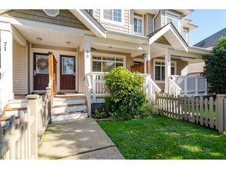 "Photo 2: 70 6852 193 Street in Surrey: Clayton Townhouse for sale in ""INDIGO"" (Cloverdale)  : MLS®# R2412408"