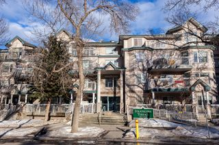 Photo 23: 410 8909 100 Street NW in Edmonton: Condo for sale