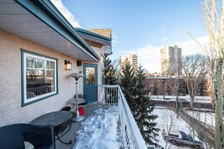 Photo 18: 410 8909 100 Street NW in Edmonton: Condo for sale