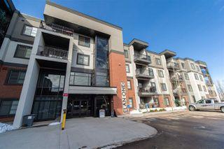 Photo 2: 413 1144 Adamson Drive in Edmonton: Zone 55 Condo for sale : MLS®# E4203464