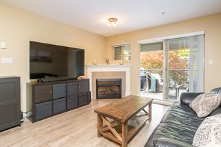 "Photo 1: 217 2468 ATKINS Avenue in Port Coquitlam: Central Pt Coquitlam Condo for sale in ""Bordeaux"" : MLS®# R2470186"