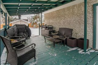 Photo 37: 95 Malmsbury Avenue in Winnipeg: River Park South Residential for sale (2F)  : MLS®# 202028338