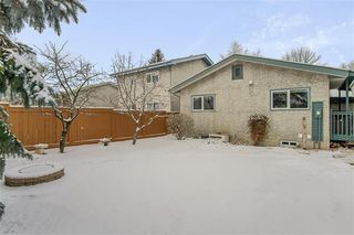 Photo 40: 95 Malmsbury Avenue in Winnipeg: River Park South Residential for sale (2F)  : MLS®# 202028338