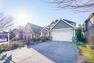 "Main Photo: 2327 CAMERON Crescent in Abbotsford: Abbotsford East House for sale in ""DEERWOOD ESTATES"" : MLS®# R2531839"