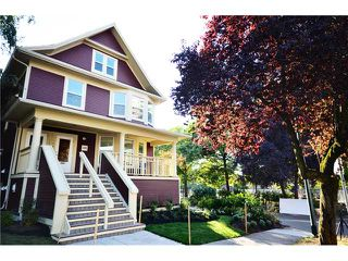 "Photo 2: 1562 COMOX Street in Vancouver: West End VW Townhouse for sale in ""C & C"" (Vancouver West)  : MLS®# V908972"
