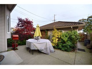Photo 8: 8338 SELKIRK Street in Vancouver: Marpole House 1/2 Duplex for sale (Vancouver West)  : MLS®# V918484