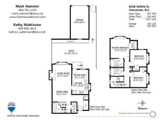 Photo 10: 8338 SELKIRK Street in Vancouver: Marpole House 1/2 Duplex for sale (Vancouver West)  : MLS®# V918484