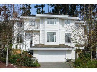 Photo 1: 6 EAGLE Crest in Port Moody: Heritage Mountain House for sale : MLS®# V857281