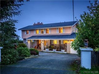 Main Photo: 8675 Ebor Terrace in NORTH SAANICH: NS Bazan Bay Residential for sale (North Saanich)  : MLS®# 318905