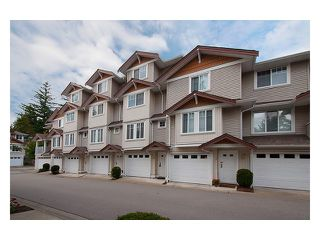 Photo 1: 29 12711 64TH Avenue in Surrey: West Newton Townhouse for sale : MLS®# F1322650