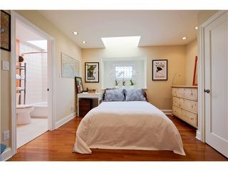 Photo 17: 1823 CREELMAN Avenue in Vancouver: Kitsilano House 1/2 Duplex for sale (Vancouver West)  : MLS®# V1061088