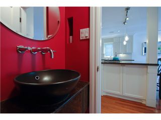 Photo 13: 1823 CREELMAN Avenue in Vancouver: Kitsilano House 1/2 Duplex for sale (Vancouver West)  : MLS®# V1061088