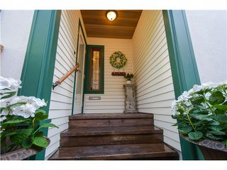 Photo 3: 1823 CREELMAN Avenue in Vancouver: Kitsilano House 1/2 Duplex for sale (Vancouver West)  : MLS®# V1061088