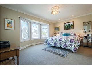 Photo 14: 1823 CREELMAN Avenue in Vancouver: Kitsilano House 1/2 Duplex for sale (Vancouver West)  : MLS®# V1061088