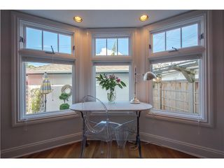 Photo 8: 1823 CREELMAN Avenue in Vancouver: Kitsilano House 1/2 Duplex for sale (Vancouver West)  : MLS®# V1061088