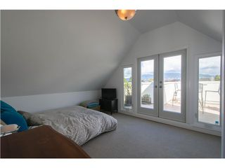 Photo 20: 1823 CREELMAN Avenue in Vancouver: Kitsilano House 1/2 Duplex for sale (Vancouver West)  : MLS®# V1061088