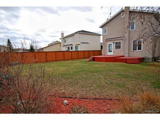 Photo 18: 149 Camirant Crescent in WINNIPEG: Windsor Park / Southdale / Island Lakes Residential for sale (South East Winnipeg)  : MLS®# 1409370