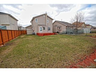 Photo 20: 149 Camirant Crescent in WINNIPEG: Windsor Park / Southdale / Island Lakes Residential for sale (South East Winnipeg)  : MLS®# 1409370