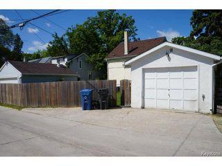 Photo 6: 341 Woodlawn Street in WINNIPEG: St James Residential for sale (West Winnipeg)  : MLS®# 1413801