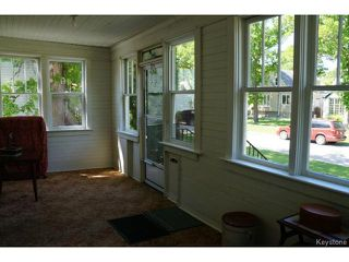 Photo 12: 341 Woodlawn Street in WINNIPEG: St James Residential for sale (West Winnipeg)  : MLS®# 1413801