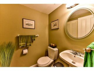 "Photo 12: 60 5211 204TH Street in Langley: Langley City Townhouse for sale in ""PORTAGE ESTATES"" : MLS®# F1434816"