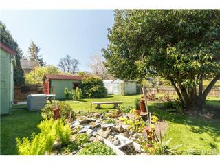 Photo 17: 428 Durban St in VICTORIA: Vi Fairfield West House for sale (Victoria)  : MLS®# 699309