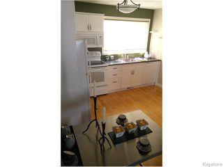 Photo 4: 286 Houde Drive in WINNIPEG: Fort Garry / Whyte Ridge / St Norbert Residential for sale (South Winnipeg)  : MLS®# 1520539