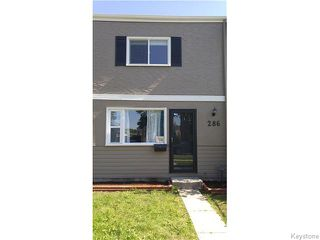 Photo 1: 286 Houde Drive in WINNIPEG: Fort Garry / Whyte Ridge / St Norbert Residential for sale (South Winnipeg)  : MLS®# 1520539