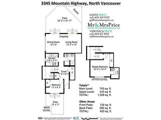 "Photo 19: 3345 MOUNTAIN Highway in North Vancouver: Lynn Valley Townhouse for sale in ""VILLAGE ON THE CREEK"" : MLS®# V1141033"