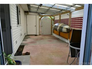 Photo 11: 15 Eagle Lane in VICTORIA: VR Glentana Manu Double-Wide for sale (View Royal)  : MLS®# 366867