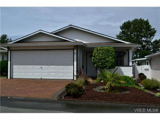 Photo 1: 15 Eagle Lane in VICTORIA: VR Glentana Manu Double-Wide for sale (View Royal)  : MLS®# 366867