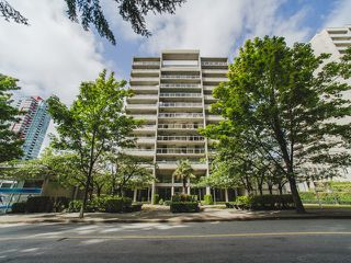 """Photo 1: 1406 6595 BONSOR Avenue in Burnaby: Metrotown Condo for sale in """"BONSOR AVE. PLACE"""" (Burnaby South)  : MLS®# R2105817"""