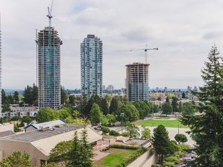"""Photo 12: 1406 6595 BONSOR Avenue in Burnaby: Metrotown Condo for sale in """"BONSOR AVE. PLACE"""" (Burnaby South)  : MLS®# R2105817"""
