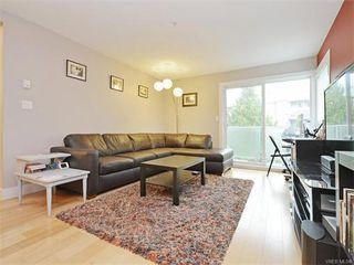 Photo 2: 203 2515 Dowler Pl in VICTORIA: Vi Downtown Condo Apartment for sale (Victoria)  : MLS®# 746732