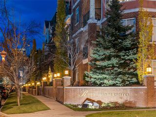 Main Photo: 309 59 22 Avenue SW in Calgary: Erlton Condo for sale : MLS®# C4090076