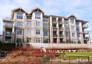 "Photo 1: 103 240 FRANCIS Way in New Westminster: Fraserview NW Condo for sale in ""THE GROVE"" : MLS®# R2134481"