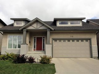 Photo 38: 23 Appletree Crescent in Winnipeg: Bridgwater Forest Residential for sale (1R)  : MLS®# 1702055