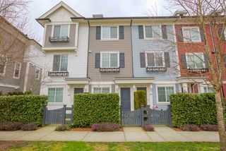 "Photo 1: 80 3010 RIVERBEND Drive in Coquitlam: Coquitlam East Townhouse for sale in ""WESTWOOD BY MOSAIC"" : MLS®# R2152995"