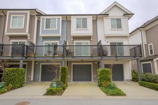 "Photo 2: 80 3010 RIVERBEND Drive in Coquitlam: Coquitlam East Townhouse for sale in ""WESTWOOD BY MOSAIC"" : MLS®# R2152995"