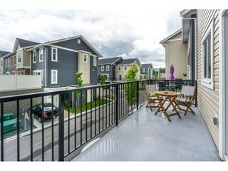 Photo 20: 301 32789 BURTON Avenue in Mission: Mission BC Townhouse for sale : MLS®# R2177756