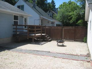 Photo 19: 611 Guilbault Street in Winnipeg: Norwood Residential for sale (2B)  : MLS®# 1715631
